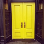 Yellow_double_door