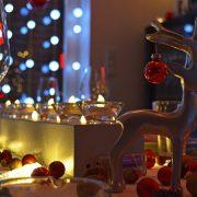 I vánoční výzdoba bytu se řídí módními trendy