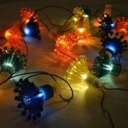 Efektní LED vánoční osvětlení