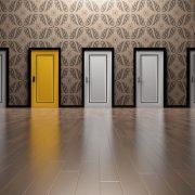 Jak vybrat dveře do interiéru?