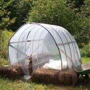Jak zazimovat skleník