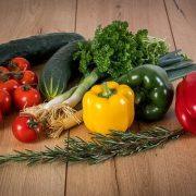 Jak uskladnit zeleninu a ovoce ze zahrady